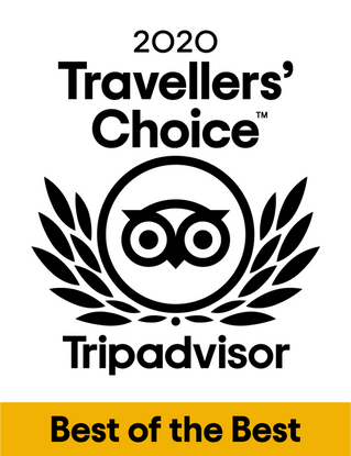 Travellers' Choice Award 2020