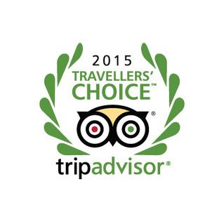 Travellers Choice Award 2015