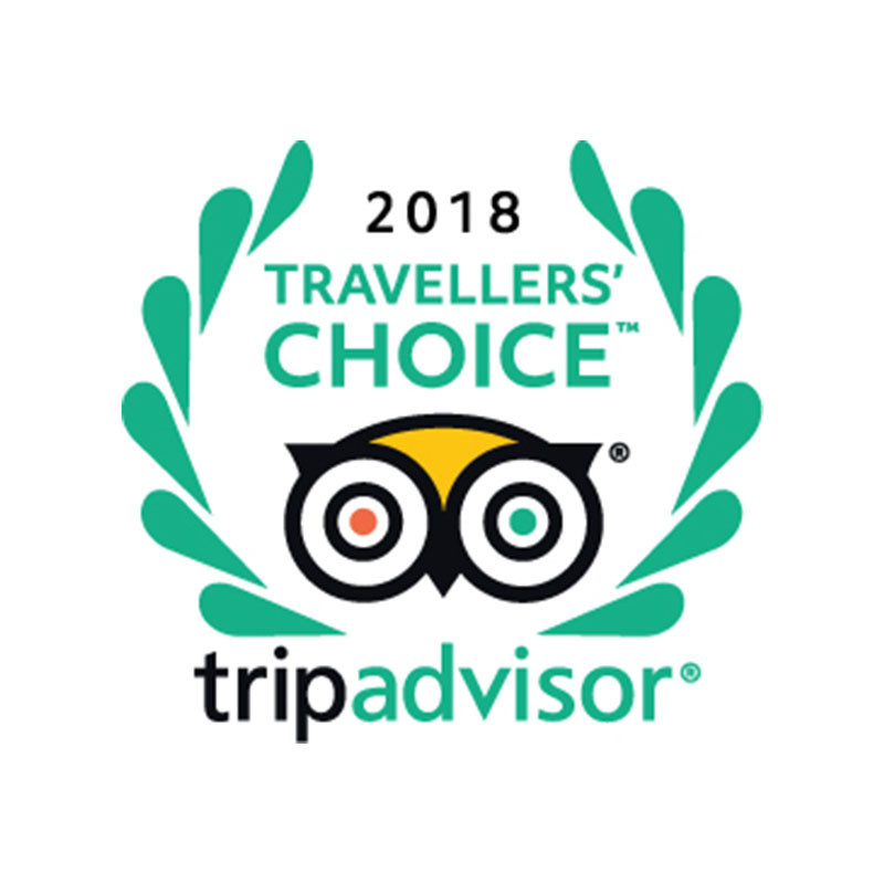 Starhaven Retreat Travellers Choice Award 2018