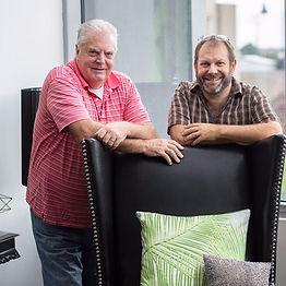 Ian McDonald and Robert Wilhelm