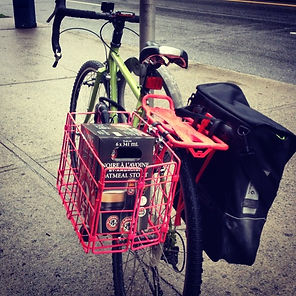 Beer Hauled by Surly Crosscheck