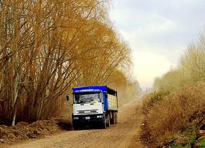 Comenzó hoy el reacondicionamiento de caminos rurales