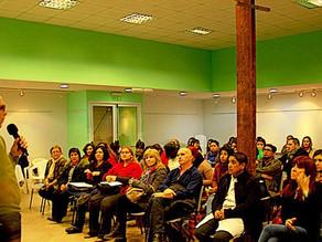 Destacada participación en las Jornadas sobre Consumo Problemático de Sustancias
