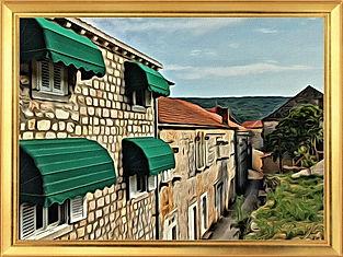 Pension Pavlovic, Lopud, Croatia