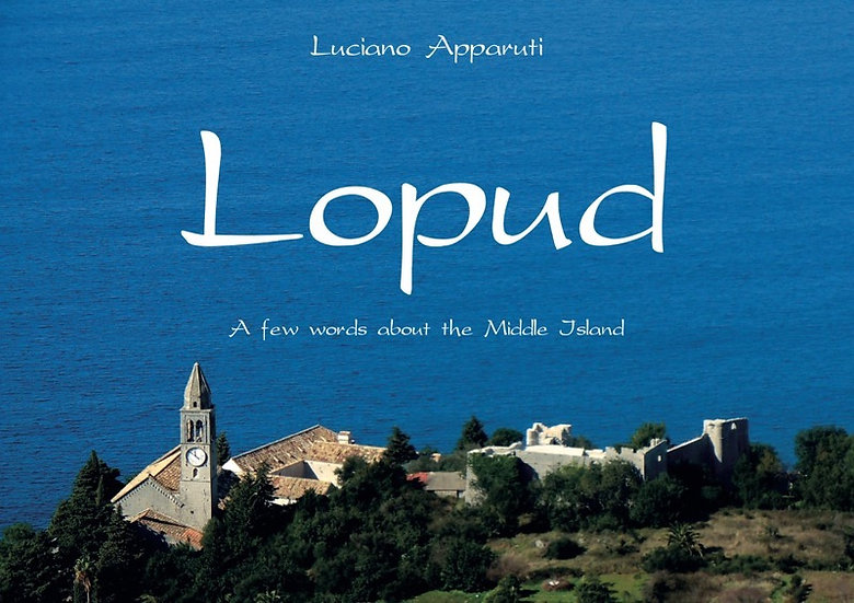 A few words about Lopud. Brochure