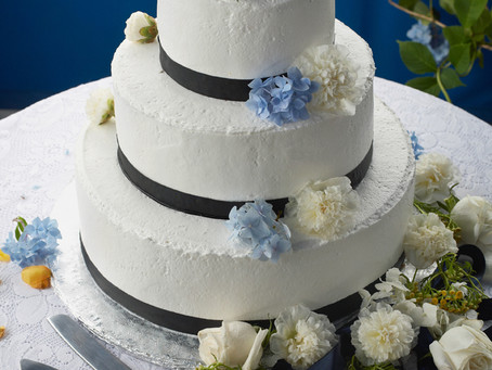 Свадебный торт: тренды 2015 года