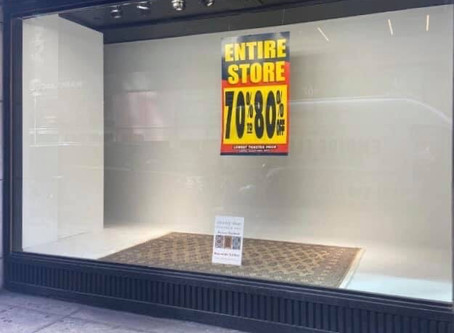 The Impact of COVID-19 on Retailers