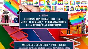 Luchas sexo-políticas LGBTI+ en el trabajo y las organizaciones: de la inclusión a la disidencia