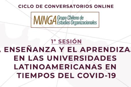 La enseñanza y el aprendizaje en las universidades latinoamericanas en tiempos del COVID-19