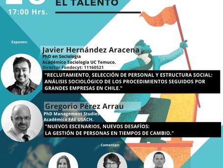 Seminario: La transformación de las prácticas en la gestión de personas y la batalla por el talento