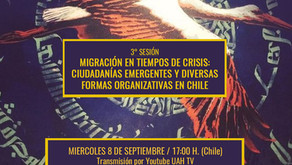 Migración en tiempos de crisis: ciudadanías emergentes y diversas formas organizativas en Chile
