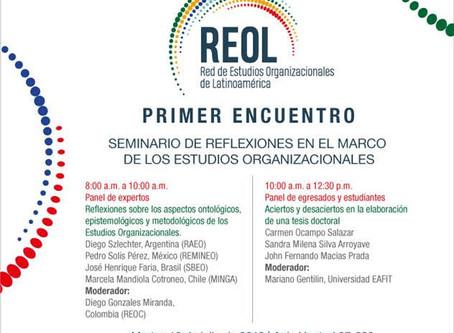 Fundación de Red de Estudios Organizacionales deLatinoamérica