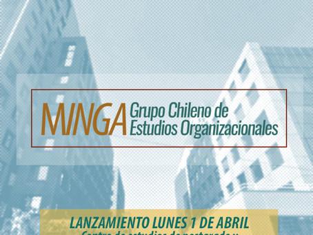 Convocatoria y lanzamiento Grupo Chileno de Estudios Organizacionales MINGA