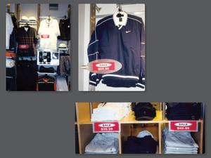 Nike Retail Divison