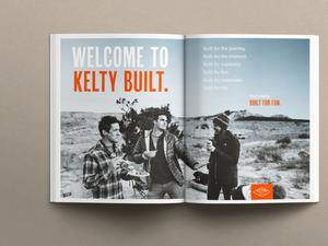 Kelty Sales Workbook