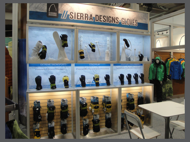 Sierra Designs - Outdoor Retailer