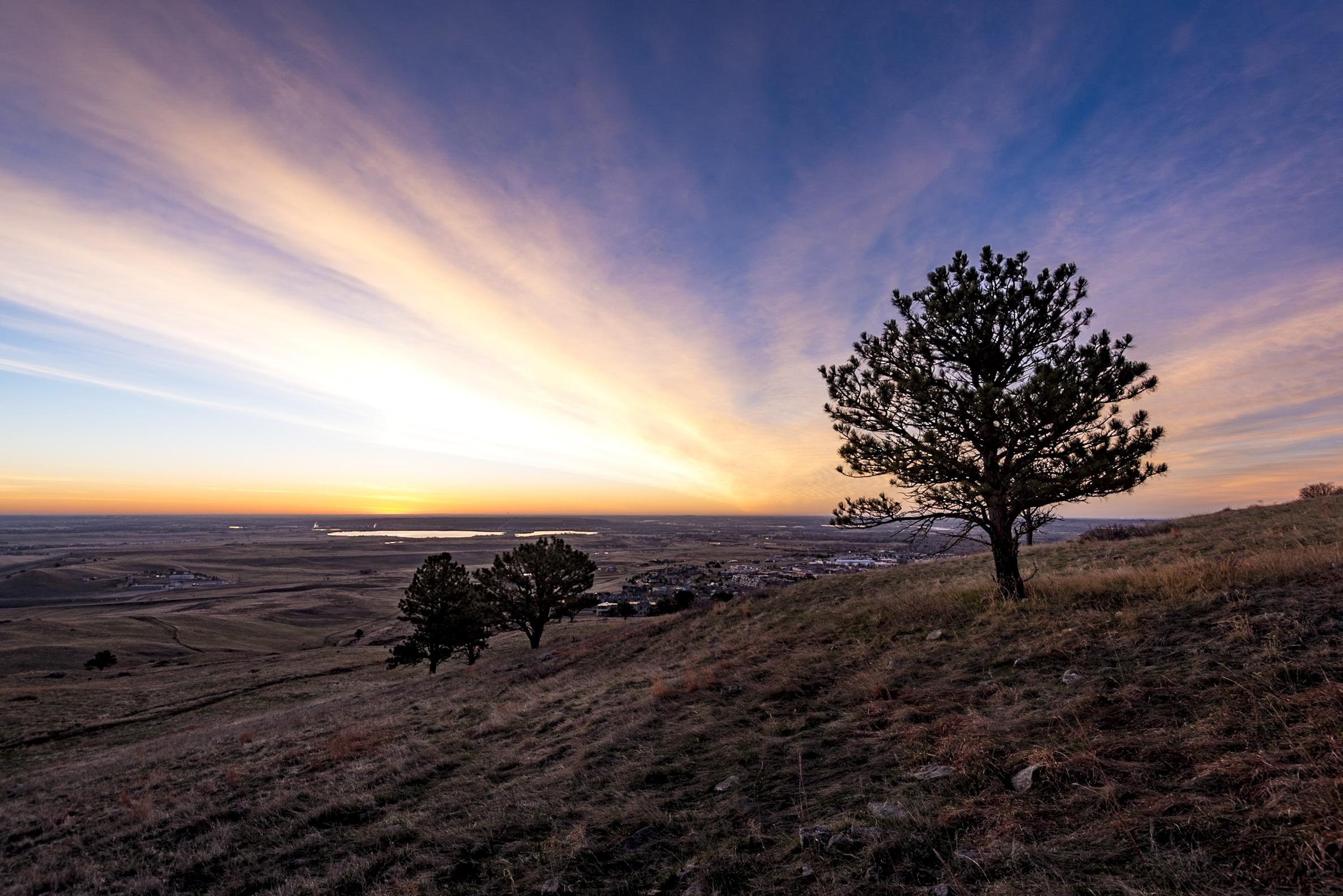 Hogsback Trail, CO