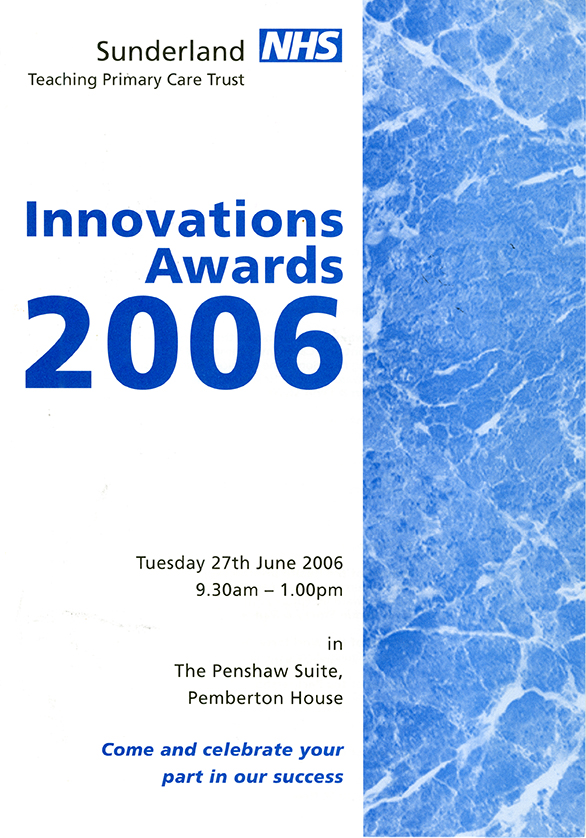 NHS Innovation Awards