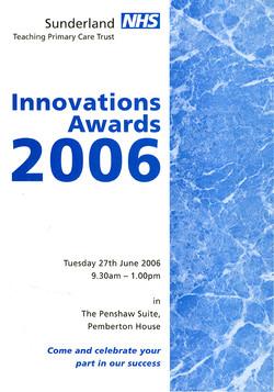 NHS Innovation Awards