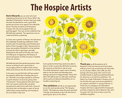 The Hospice Artists