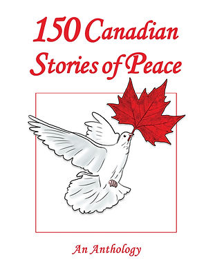 150 Canadian Peace Stories FRONT COVER2.