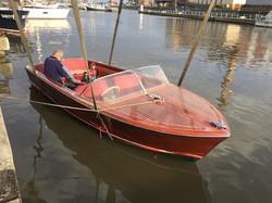 bateau restauré plaisance