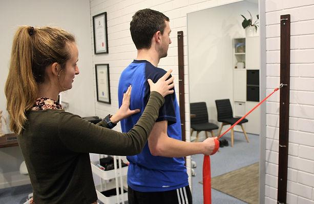Laura Malady osteopath exercises