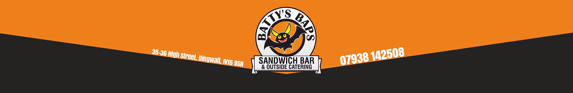 batty's baps sandwich bar & outside catering in the highlands