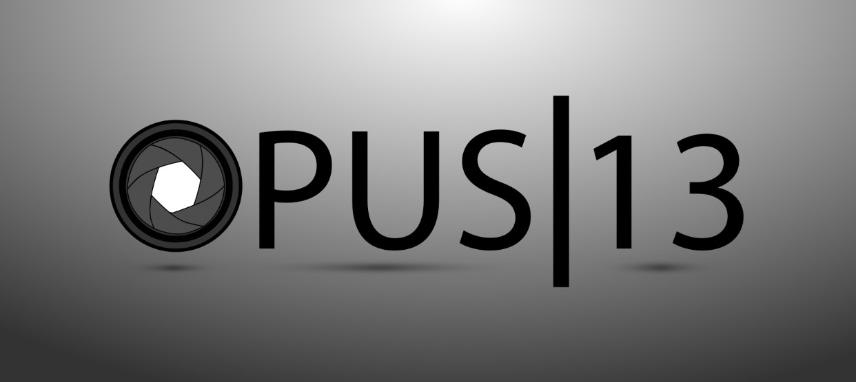 Opus One Three Photography Logo