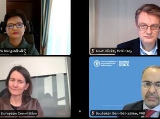 ทูตไทยร่วมอภิปราย WTO Webinar ผลพวงโควิด-19 ต่อห่วงโซ่อุปทานโลก