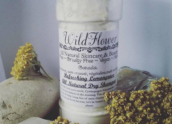 Refreshing Lemongrass Dry Shampoo
