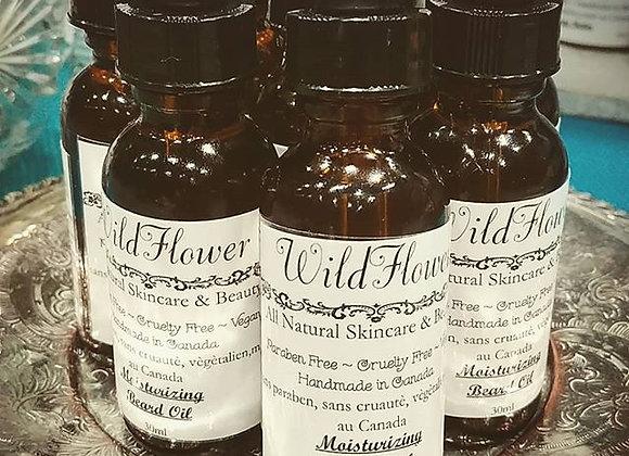 Cedarwood & Balsam Beard Oil