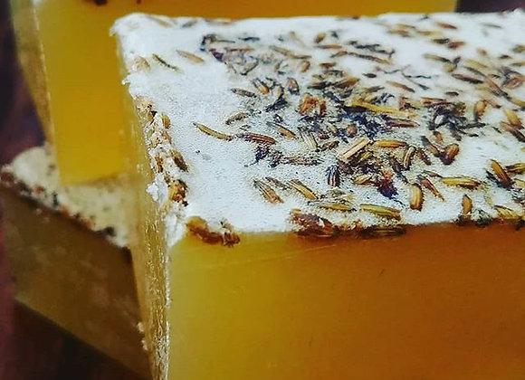 Lavender and Lemongrass Facial Soap