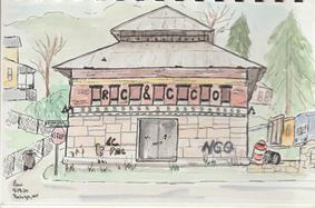 Raleigh Coal and Coke Substation