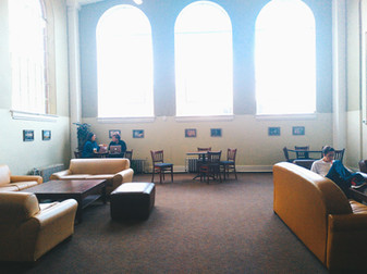 Student Center Display - Carpet Side