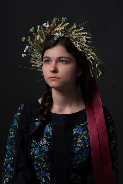 Sasha Shuliahina | Ukraine