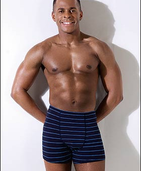 I saw Andi Peters in France.