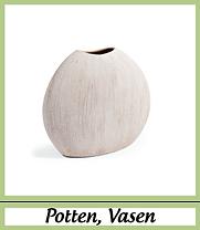 Vases artificiels