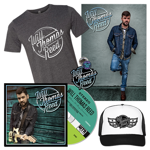 Will Thomas Reed - Ultimate CD Bundle