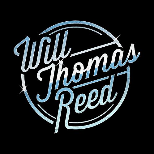 Will Thomas Reed Sticker