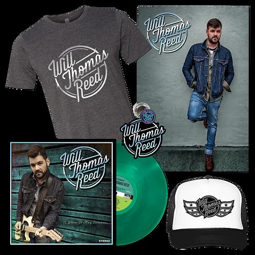 Will Thomas Reed - Ultimate Vinyl Bundle