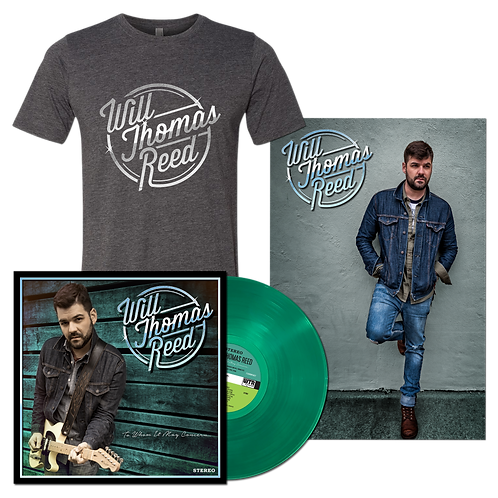 Will Thomas Reed - Deluxe Vinyl Bundle