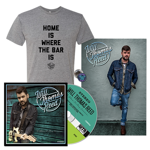 """Will Thomas Reed - """"Home Is Where The Bar Is"""" Bundle"""