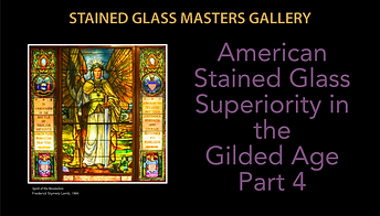 American Stained Glass Superiority Part