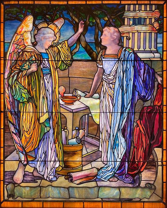 Cornelius and the Angel