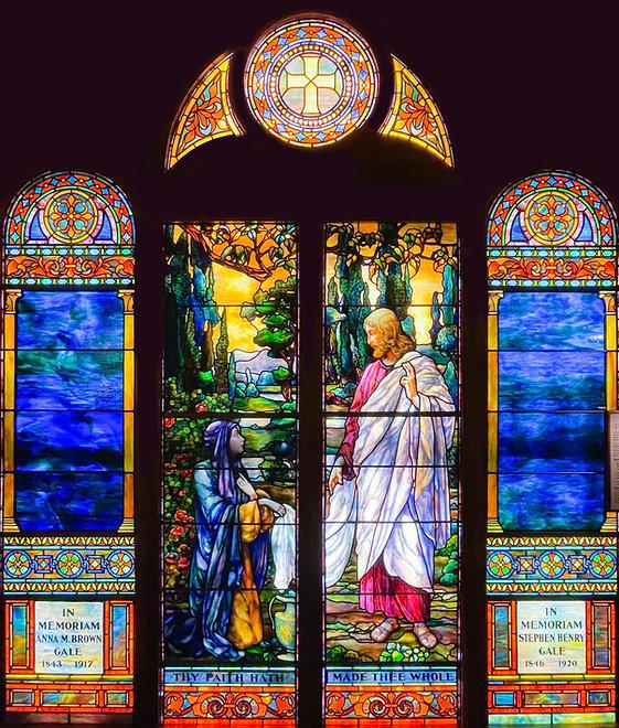 Thy Faith Hath Made Thee Whole