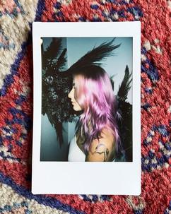 pink hair on the carpet.jpg