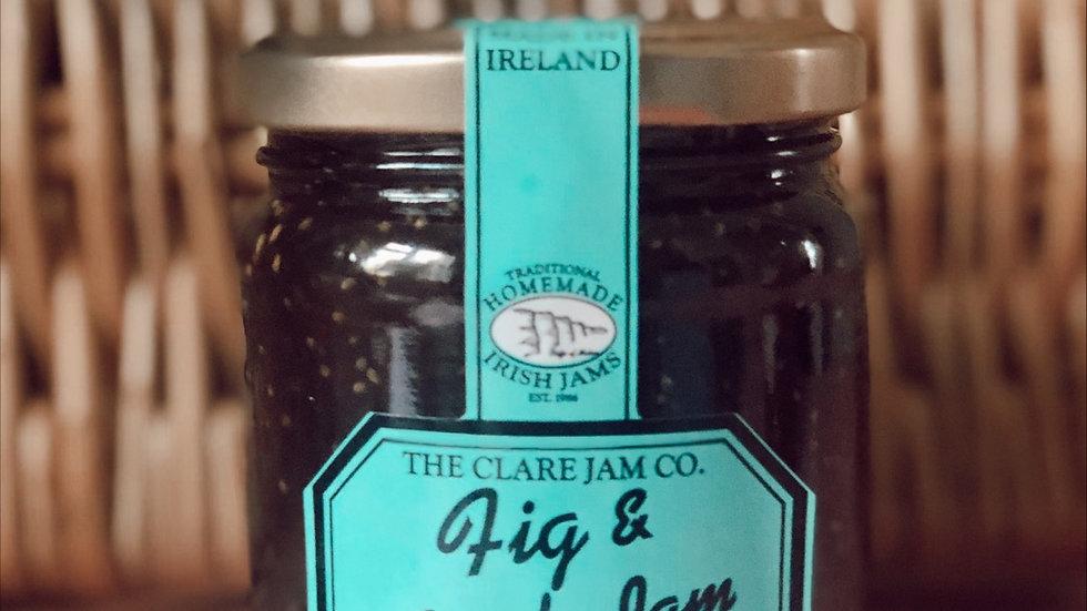 Fig & Apple Cheese Jam