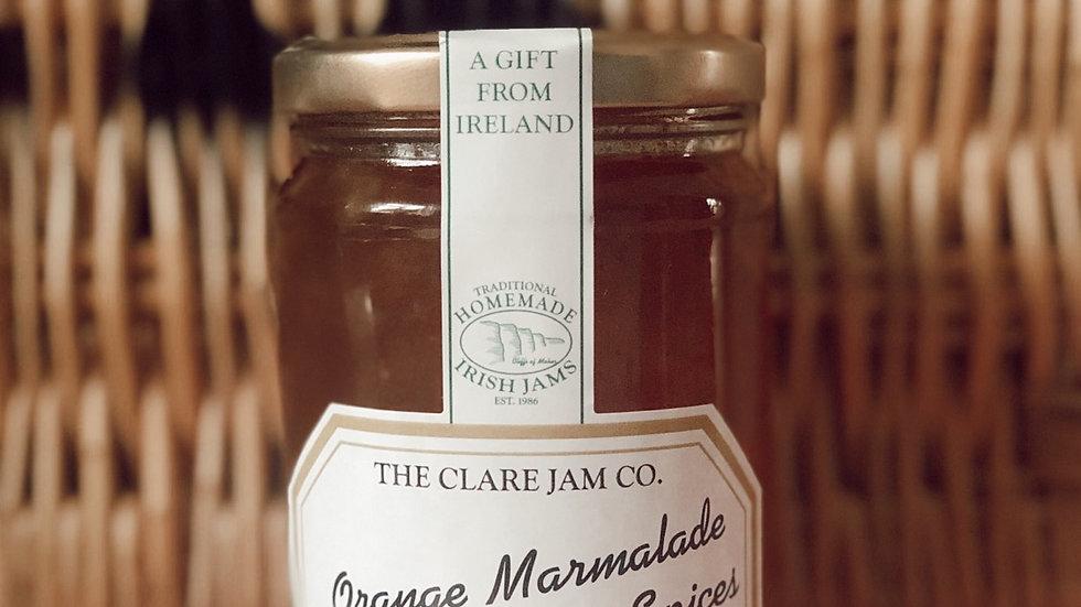 Orange Marmalade with Poitin & Spice