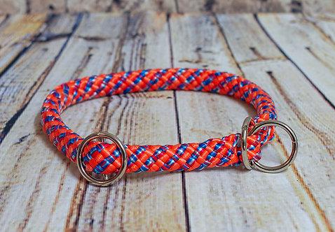 Orange Blue Stripes